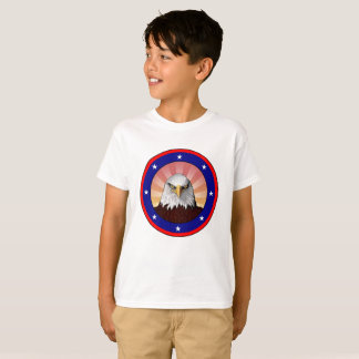 Camiseta Águia americana americana