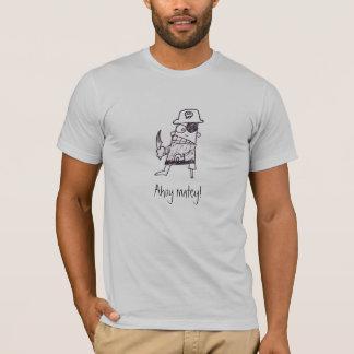 Camiseta Ahoy amigo!
