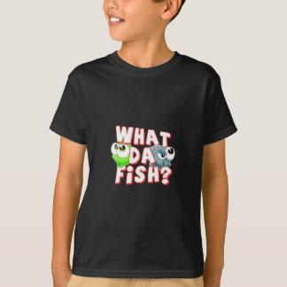 Camiseta Aí pescas What