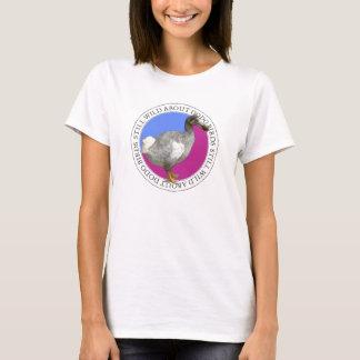 Camiseta Ainda selvagem sobre pássaros do Dodo