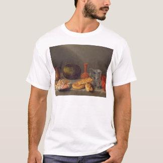 Camiseta Ainda vida com pão, 1648