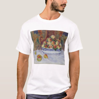 Camiseta Ainda vida com pêssegos