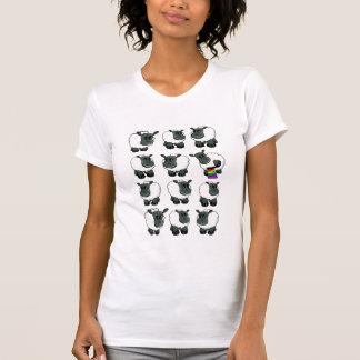 Camiseta aint nenhuns carneiros do freakin