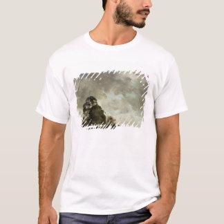 Camiseta Ajardine nas nuvens de Hampstead, de árvore e de