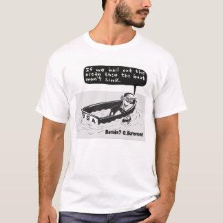 Camiseta Ajuda de Obamas