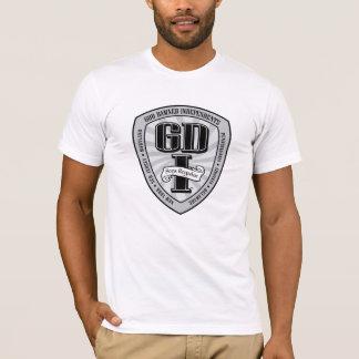 Camiseta Ajustado atlético T de GDI