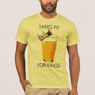 Camiseta Ajustado de Tang para reis