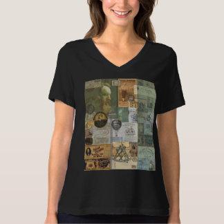 Camiseta Ajustado relaxado Bella da Basebol-Aviação 8,