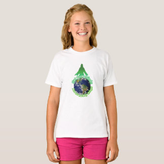 Camiseta Ajuste sua mente não em coisas terrestres