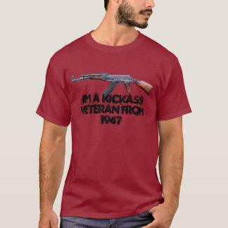 Camiseta ak-47,