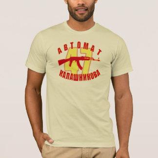 "Camiseta AK-47 (de ""Kalashnikova') Avtomat"