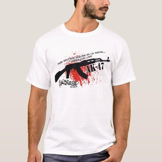 Camiseta AK-47 Revolucion