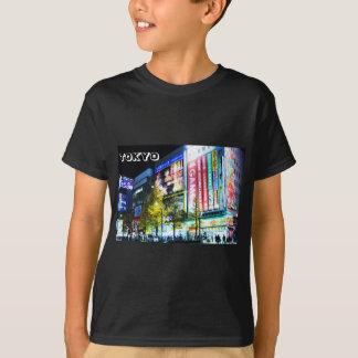 Camiseta Akihabara (cidade elétrica) em Tokyo, Japão