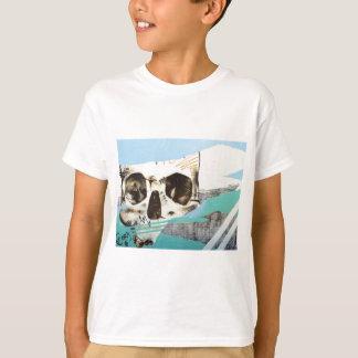 Camiseta Alá mega Dali