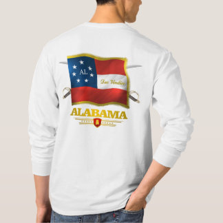 Camiseta Alabama Deo Vindice