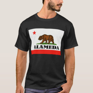 Camiseta Alameda, Ca -- T-shirt