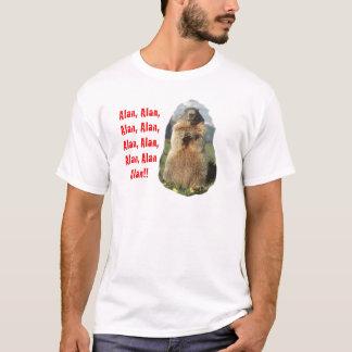 Camiseta Alan Alan Alan