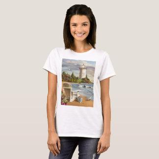 """Camiseta Alan Giana """"t-shirt e mais do lugar perfeito"""""""