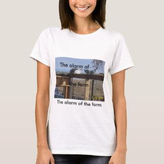 Camiseta Alarmes da fazenda