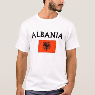 Camiseta Albânia