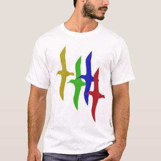 Camiseta Albatroz