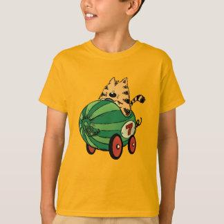 Camiseta Albert e seu passeio da melancia