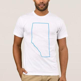 Camiseta Alberta forte e livre