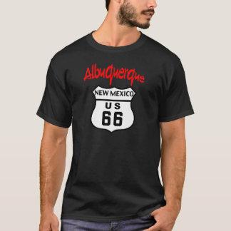 Camiseta Albuquerque: Rota 66 do nanômetro