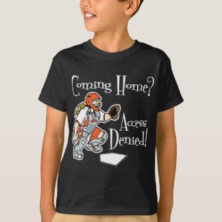 Camiseta Alcance negado, orange2