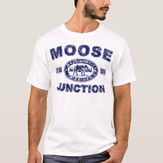 Camiseta Alce-Junção-Afligido [