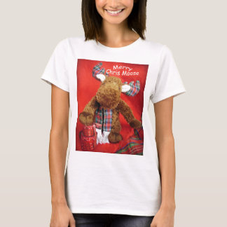Camiseta Alces alegres de Chris