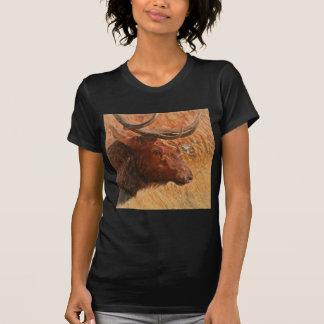 Camiseta Alces de Bull