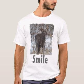 Camiseta Alces de sorriso