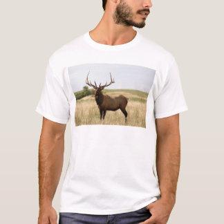 Camiseta Alces em pradarias canadenses