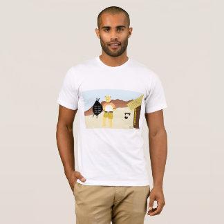 Camiseta Aldeia global