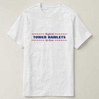 Camiseta ALDEOLAS da TORRE - minha casa - Inglaterra;