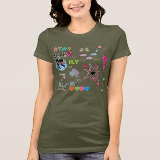 Camiseta aleatório