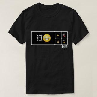 Camiseta Alegria da busca