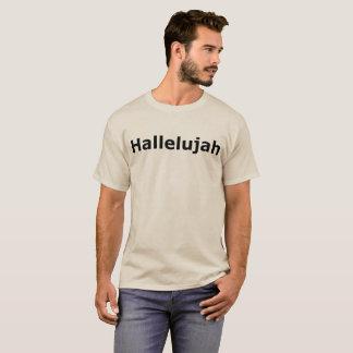 Camiseta Aleluia