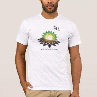 Camiseta Além da poluição (BP)