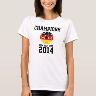 Camiseta Alemanha 2014 campeões