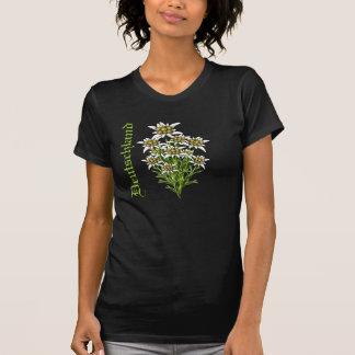 Camiseta Alemanha Edelweiss floral