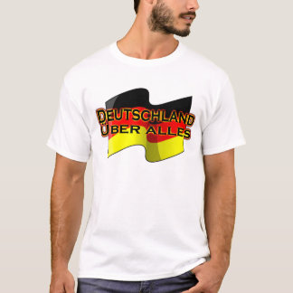 Camiseta Alemanha Über Alles