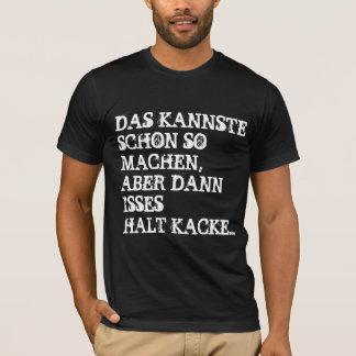 Camiseta Alemão