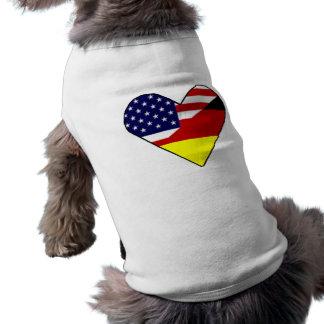 Camiseta Alemão - americano