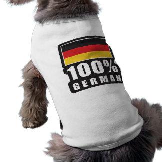 Camiseta Alemão de 100%