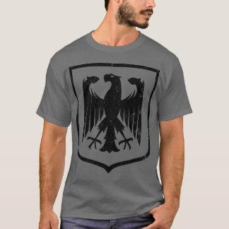 Camiseta Alemão Eagle - brasão da alemanha