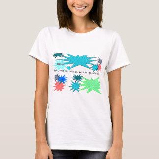 Camiseta Alemão - tolo