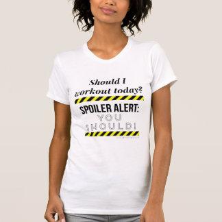 Camiseta Alerta da desmancha prazeres!