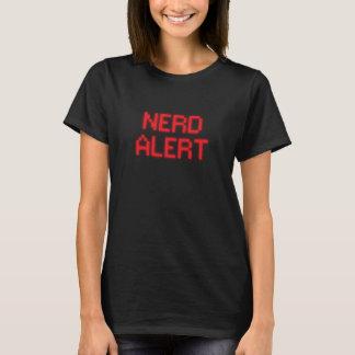 Camiseta Alerta do nerd